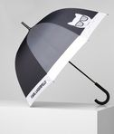 KARL LAGERFELD K/IKONIK LARGE UMBRELLA