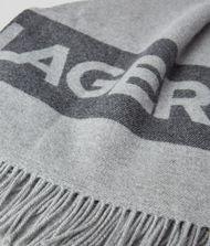 KARL LAGERFELD K/Logo Blanket 9_f
