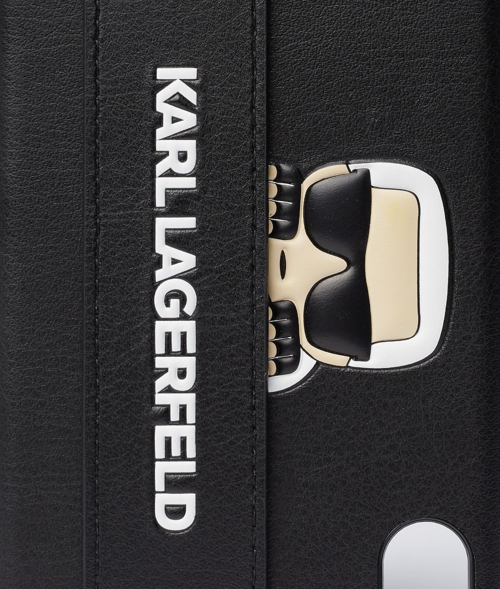 KARL LAGERFELD Karl Handle iPhone XS MAX Cover iPad/iPhone Case Woman d