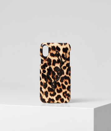 KARL LAGERFELD K/SIGNATURE LEOPARD IPHONE X/XS COVER