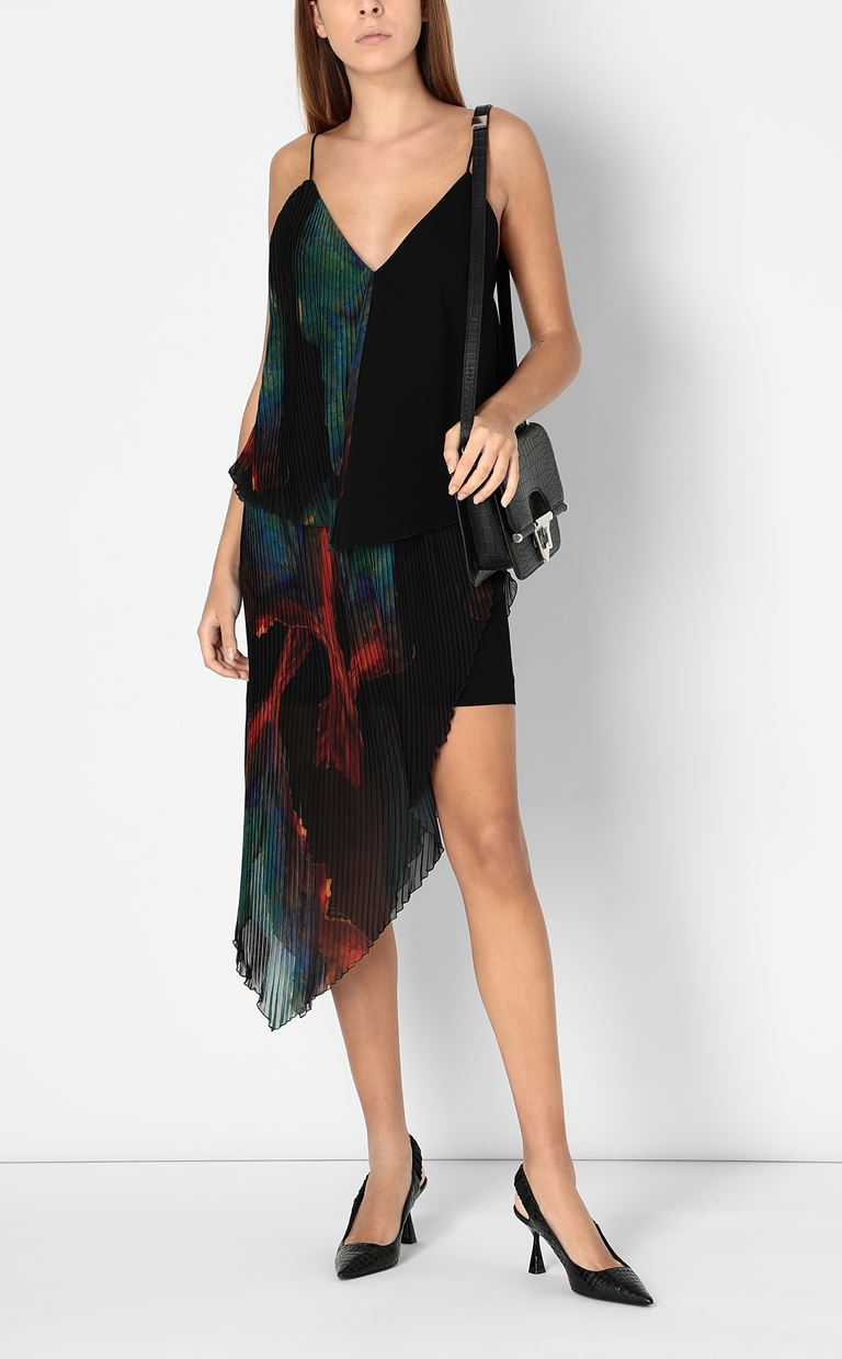 JUST CAVALLI Top with floral print Top Woman d