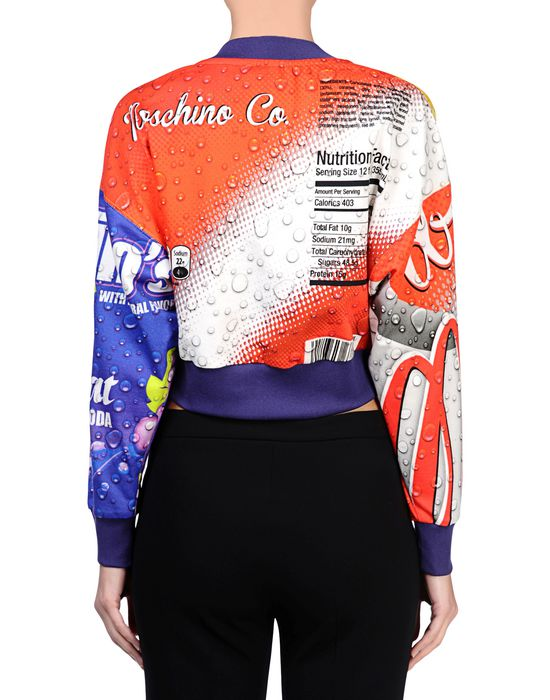 Sweatshirt Woman MOSCHINO