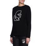 IKONIK KARL HEAD SWEATSHIRT