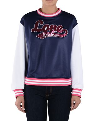 LOVE MOSCHINO Zip sweatshirt D r