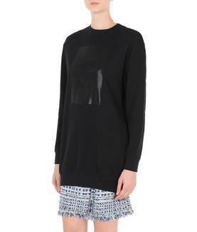 KARL LAGERFELD KARL HEAD SWEATSHIRT