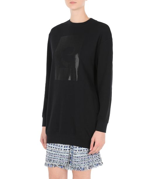 KARL LAGERFELD KARL HEAD SWEATSHIRT 12_f