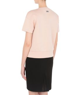 KARL LAGERFELD FLY WITH KARL NEOPRENE TOP
