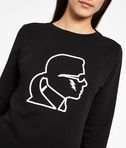KARL LAGERFELD KARL LIGHTNING BOLT SWEAT 8_e