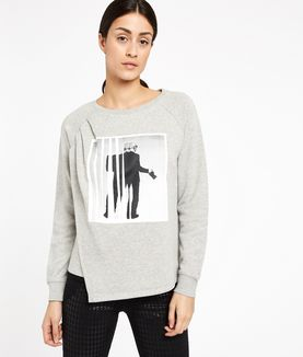 KARL LAGERFELD PHOTOGRAPHER SWEATSHIRT