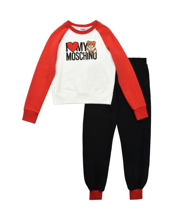 Fleece set Unisex MOSCHINO