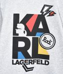 KARL LAGERFELD KARL COLOURED LOGO SWEATSHIRT  8_d