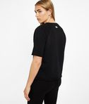 KARL LAGERFELD Karl Ikonik Short Sleeved Sweatshirt 8_d