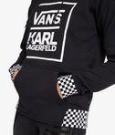 Vans x KARL LAGERFELD Pullover Hoodie