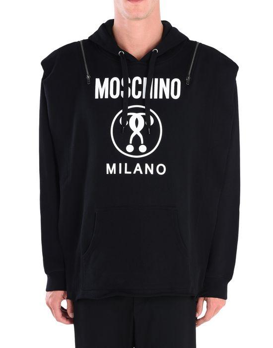 Hooded sweatshirt Man MOSCHINO