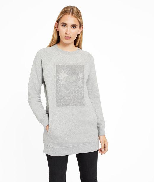 KARL LAGERFELD Karl Rhinestones Sweatshirt 12_f