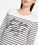 Love From Paris Pailletten-Sweatshirt