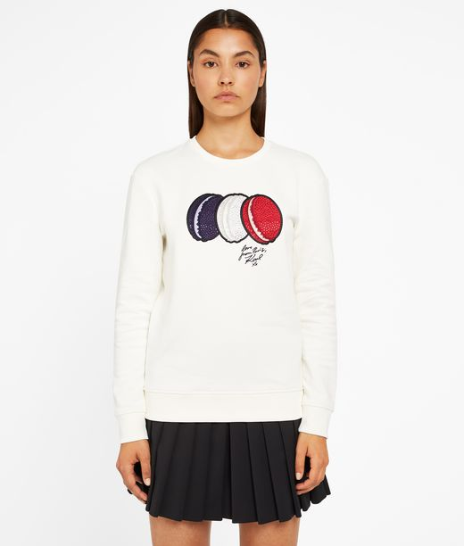 KARL LAGERFELD French Macarons Sweatshirt 12_f