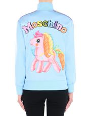 Zip sweatshirt Woman MOSCHINO