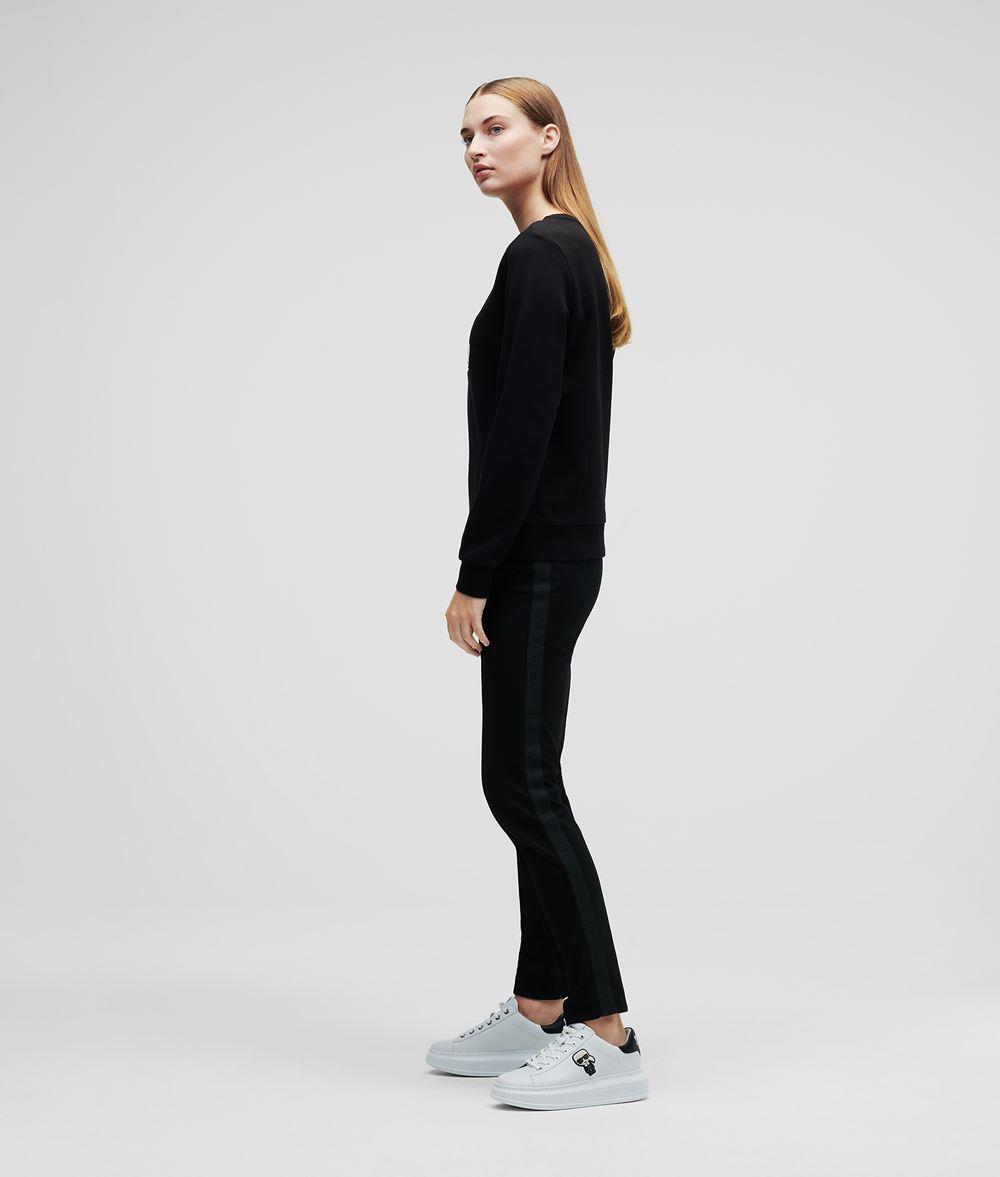 KARL LAGERFELD Karl & Choupette Ikonik Sweat Sweatshirt Woman d