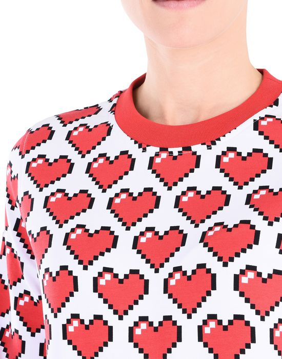 Sweatshirt Woman LOVE MOSCHINO
