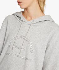 KARL LAGERFELD Kl Logo Hoodie 9_f