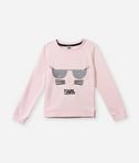KARL LAGERFELD Choupette graphic Sweat 8_f