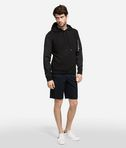 KARL LAGERFELD Hoodie sweatshirt fabric mix 8_a