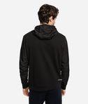 KARL LAGERFELD Hoodie sweatshirt fabric mix 8_e
