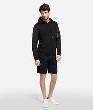 KARL LAGERFELD Hoodie sweatshirt fabric mix 9_f