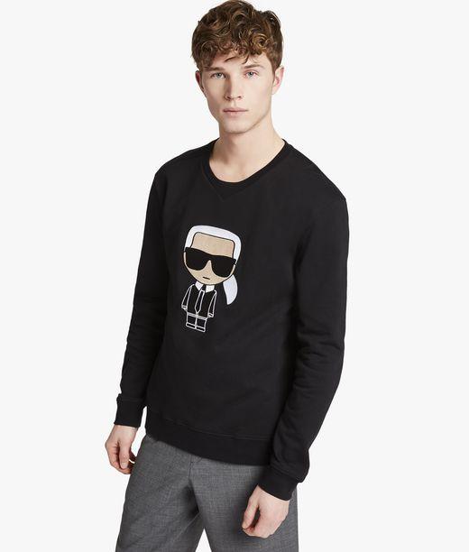 KARL LAGERFELD Karl ikonik sweatshirt 12_f