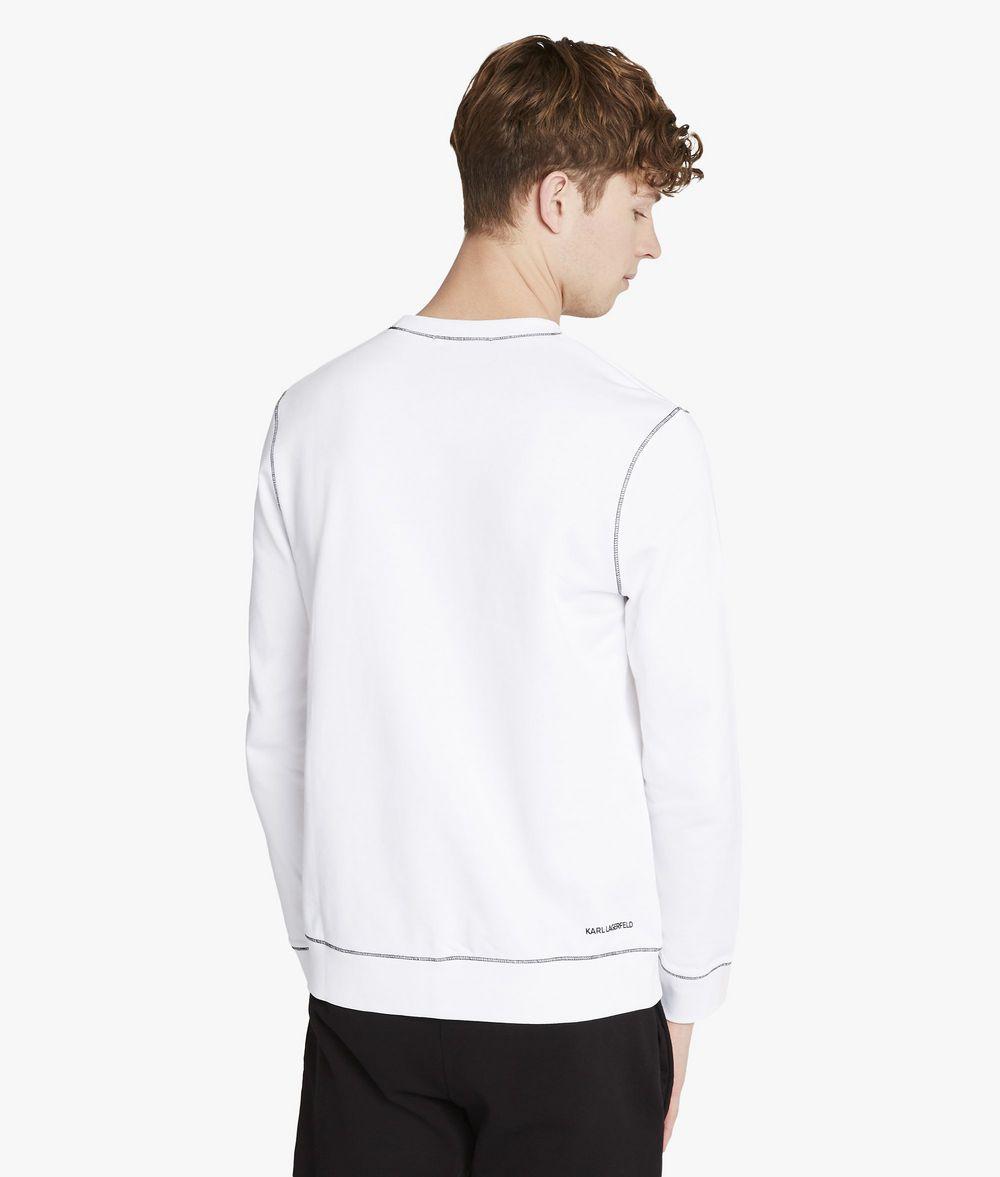KARL LAGERFELD UNISEX - Sweat-shirt Karl'S Essential Sweat-shirt Homme d