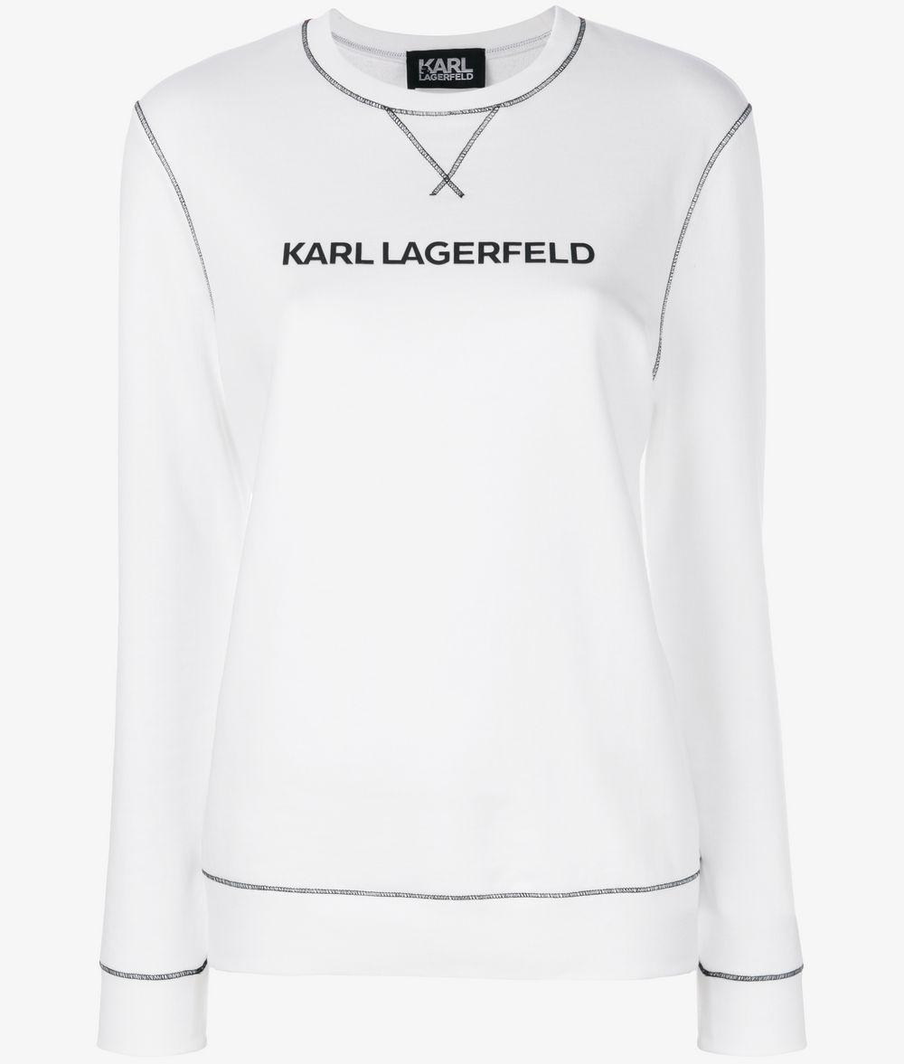 KARL LAGERFELD UNISEX - Sweat-shirt Karl'S Essential Sweat-shirt Homme f