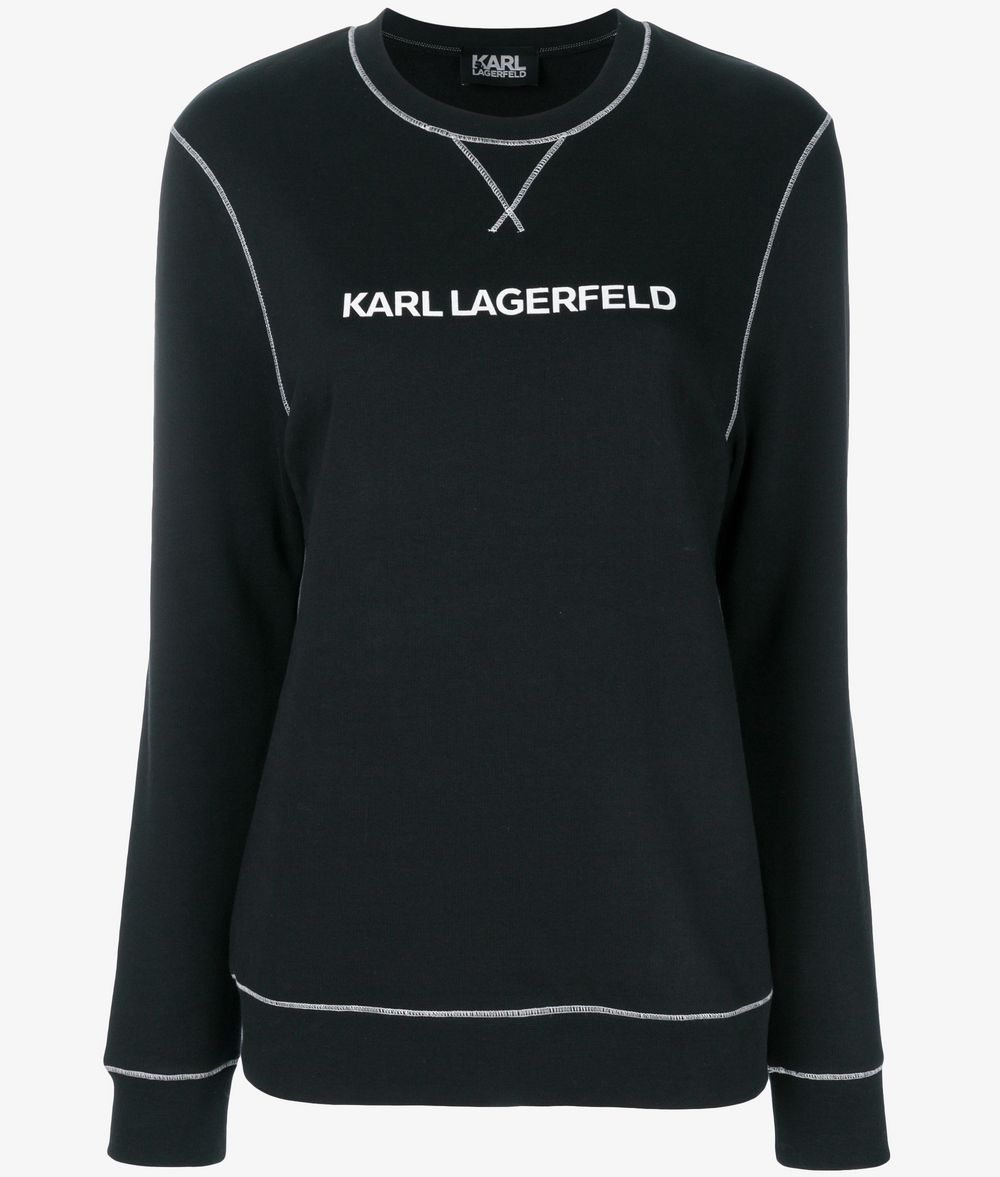 KARL LAGERFELD Karls Unisex-Sweatshirt Sweatshirt Herren f