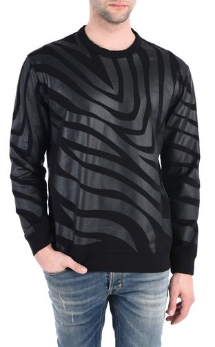 JUST CAVALLI Sweatshirt [*** pickupInStoreShippingNotGuaranteed_info ***] Zebra sweatshirt f