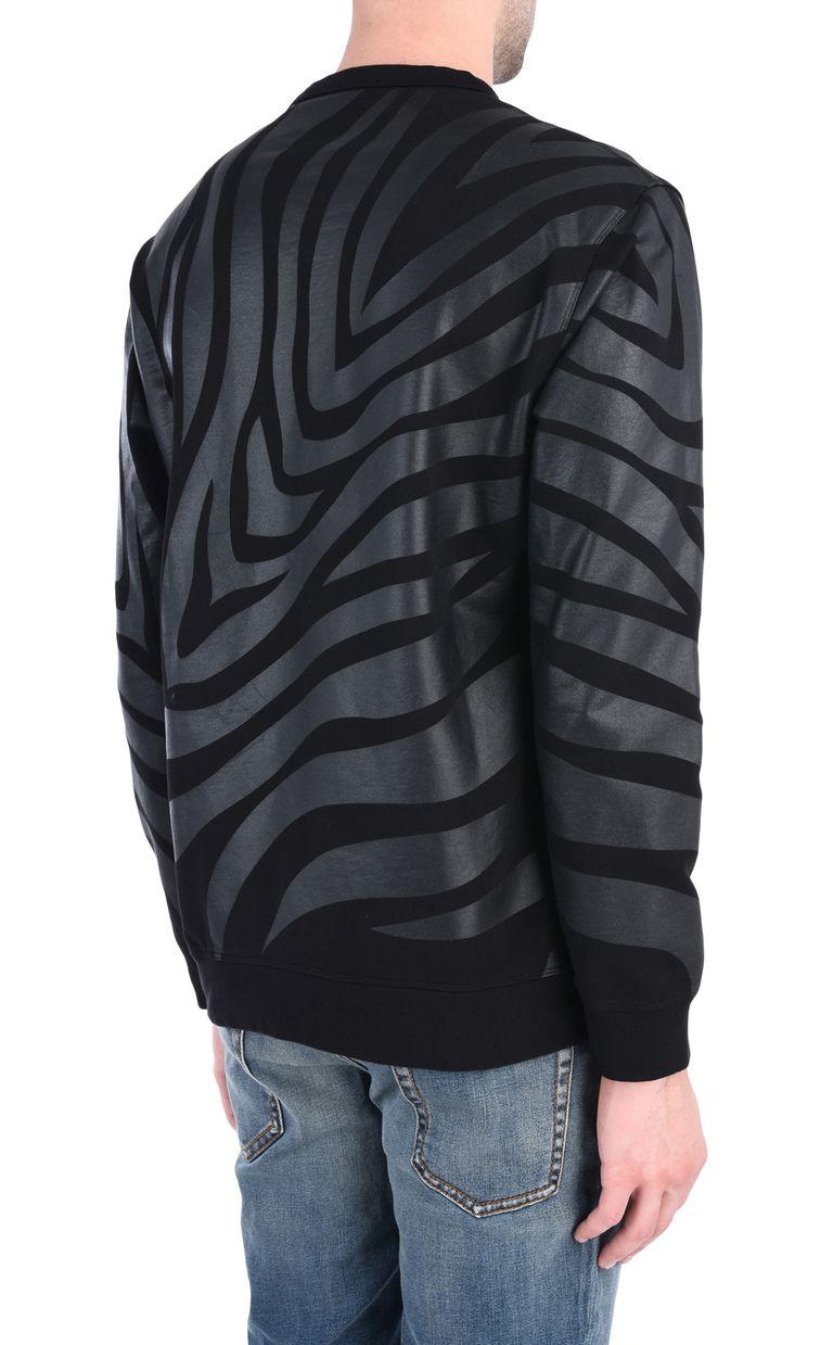 JUST CAVALLI Zebra sweatshirt Sweatshirt [*** pickupInStoreShippingNotGuaranteed_info ***] d