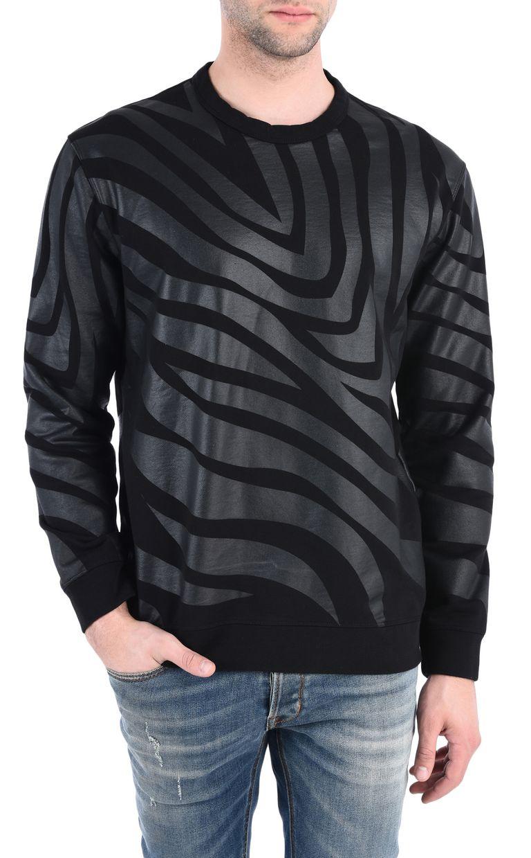 JUST CAVALLI Zebra sweatshirt Sweatshirt [*** pickupInStoreShippingNotGuaranteed_info ***] f