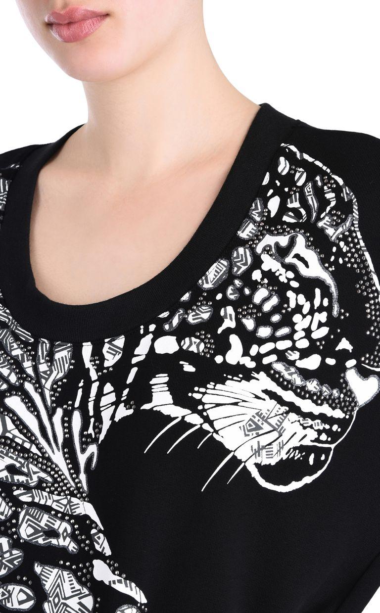 JUST CAVALLI Leopard sweatshirt Sweatshirt [*** pickupInStoreShipping_info ***] e