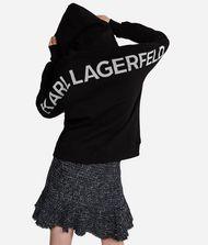 KARL LAGERFELD K/Ikonik Hoodie mit Print 9_f