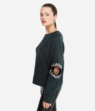 KARL LAGERFELD Cut-Out Sleeve Sweatshirt 9_f