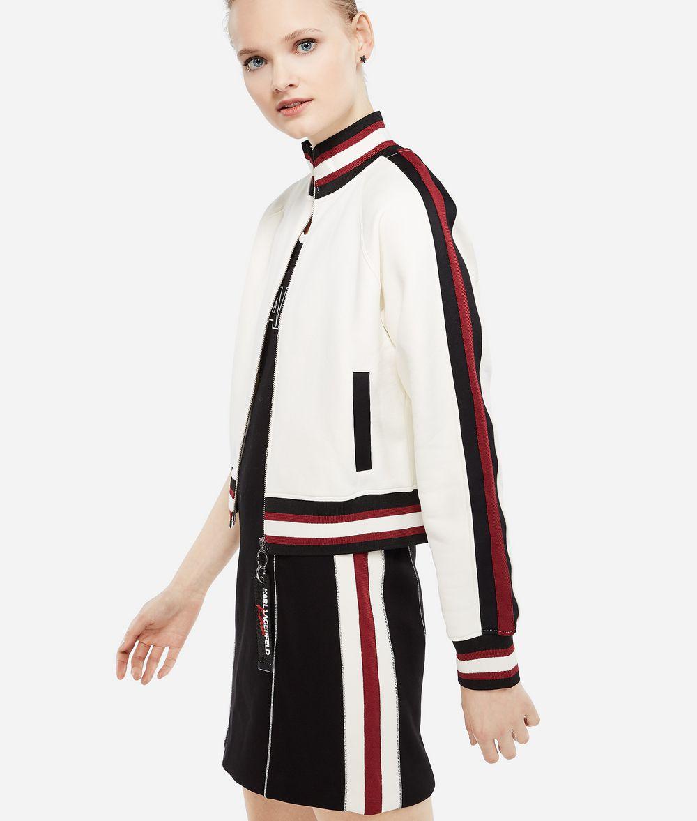 KARL LAGERFELD Karl X Kaia Zip-Up Sweatshirt Sweatshirt Woman d