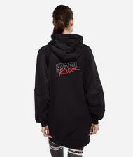 KARL LAGERFELD Karl x Kaia Oversized-Hoodie 9_f