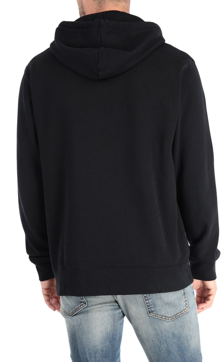 JUST CAVALLI No Signal sweatshirt with hood Sweatshirt [*** pickupInStoreShippingNotGuaranteed_info ***] d