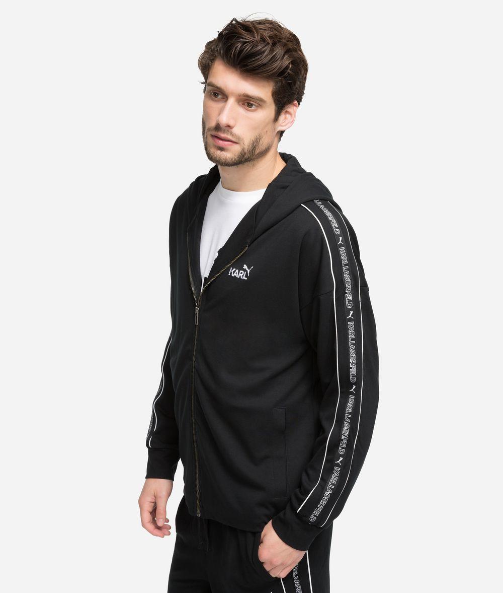 KARL LAGERFELD PUMA x KARL Track Top Sweatshirt Man d