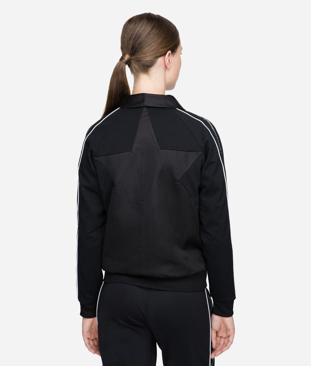 KARL LAGERFELD PUMA x KARL Sportoberteil Sweatshirt Damen d