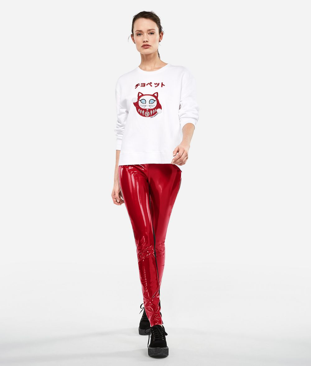 KARL LAGERFELD K/Tokyo Japan Sweatshirt Sweatshirt Damen f