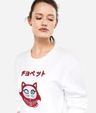 KARL LAGERFELD K/Tokyo Japan Sweatshirt 9_f