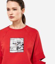 KARL LAGERFELD K/Tokyo Cut-Out Sweatshirt 9_f