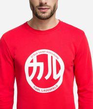 KARL LAGERFELD K/Tokyo Logo Sweatshirt 9_f