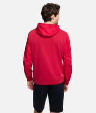 KARL LAGERFELD Fabric Mix Hoodie Sweatshirt Man e