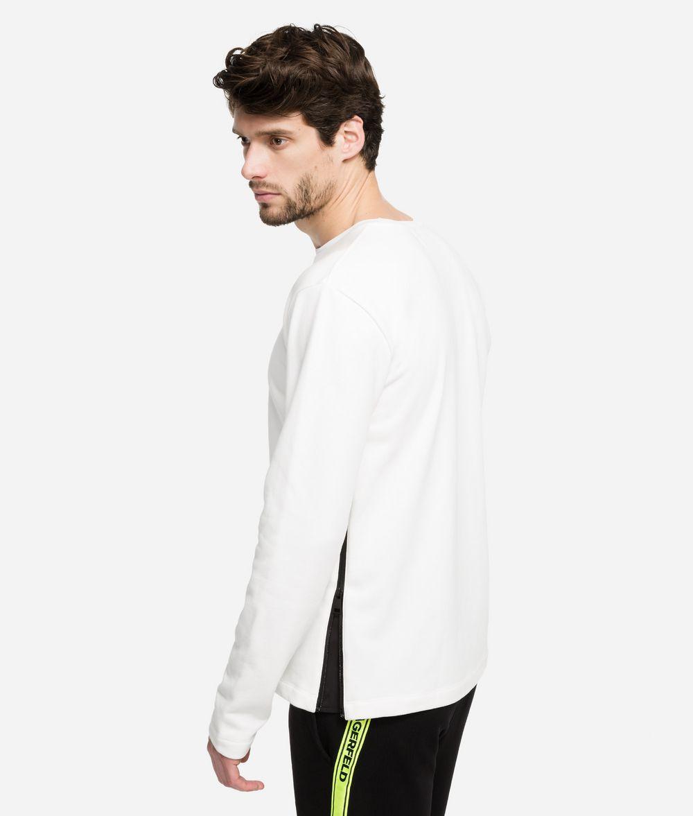 KARL LAGERFELD Logo Sweatshirt Sweatshirt Man d